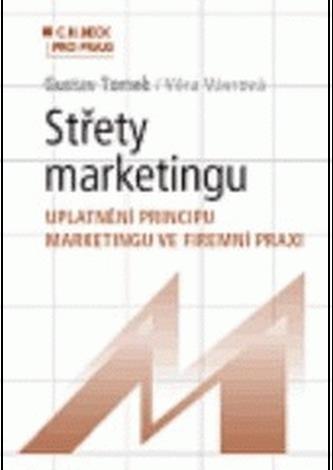 Střety marketingu - uplatnění principu marketingu ve firemní praxi