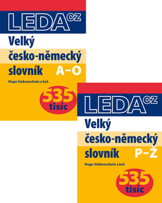 Velký Česko-německý slovník (P-Ž) - Náhled učebnice