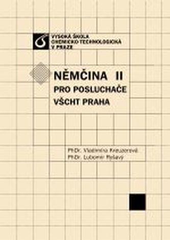 Němčina II pro posluchače VŠCHT Praha