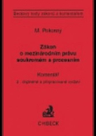 Zákon o mezinárodním právu soukromém a procesním 2.vydanie