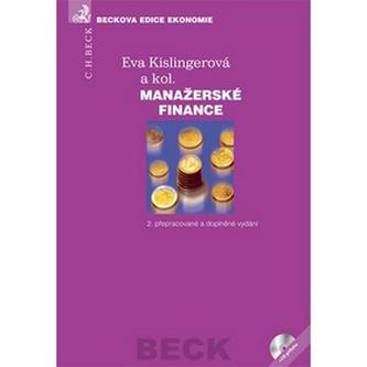 Manažerské finance + CD 2. přepracované a doplněné vydání