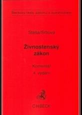 Živnostenský zákon - 4. vydání