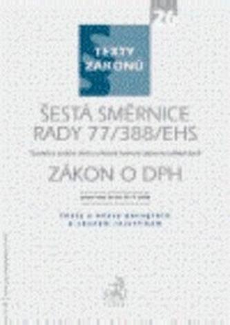 Šestá směrnice rady 77/388/EHS o DPH