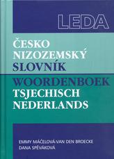 Česko nizozemský slovník