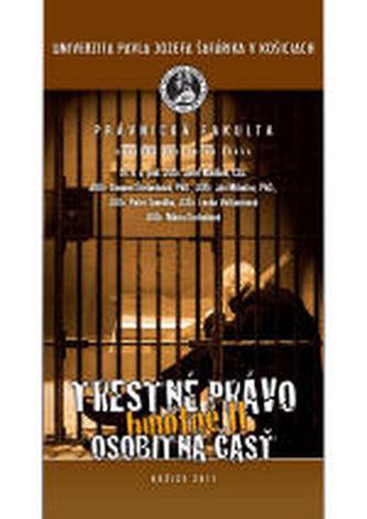 Trestné právo hmotné II. Osobitná časť