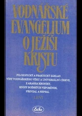 Vodnářské evangelium o Ježíši Kristu