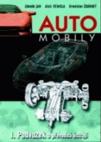 Automobily 1 podvozek a převodná ústrojí