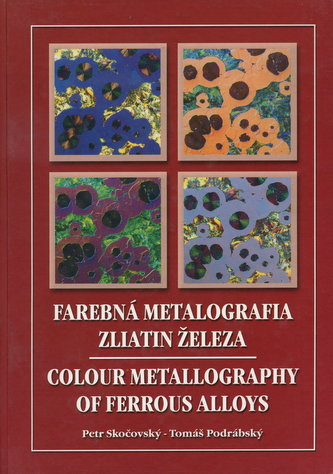 Farebná metalografia zliatin železa