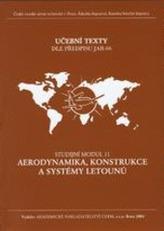 Modul 11 Aerodynamika, konstrukce a systémyletounů