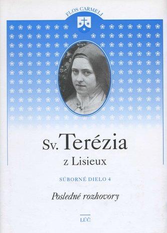 Svätá Terézia z Lisieux - Súborné dielo 4