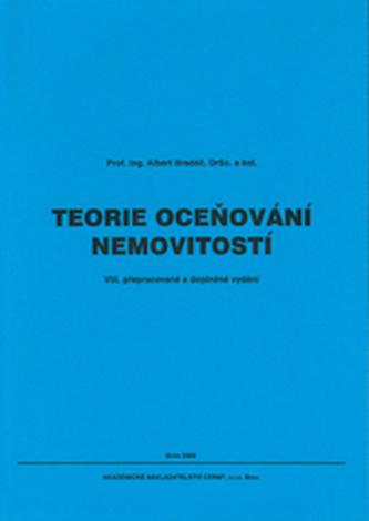 Teorie oceňování nemovitostí (VIII. přepracované a doplněné vydání)