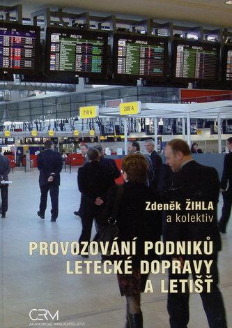 Provozování podniků letecké dopravy a letišť