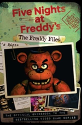 The Freddy Files - Cawthon Scott