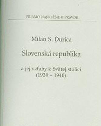 Slovenská republika a jej vzťah k Svätej stolici