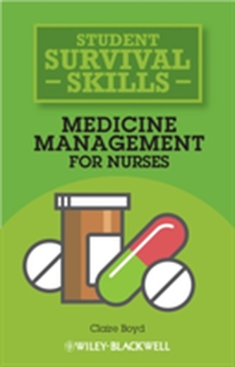 medicine management in nursing Document focuses on the medicines management arrangements for crisis   team working – the knowledge and skills of medical, nursing and pharmacy staff .