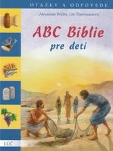 ABC Biblie pre deti