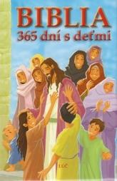 Biblia 365 dní s deťmi