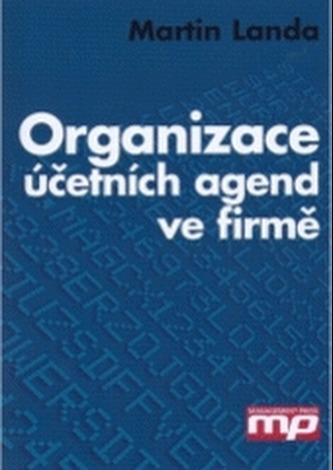 Organizace účetních agend ve firmě