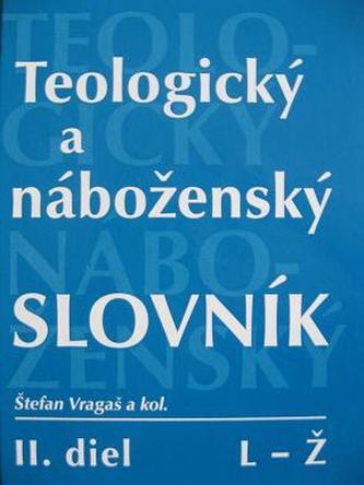 Teologický a náboženský slovník  L - Z
