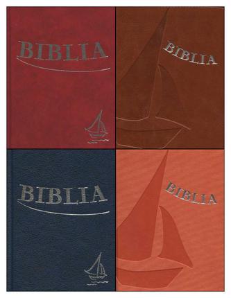 Biblia - mala 4 farby