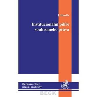 Institucionální pilíře soukromého práva v dynamice vývoje společnosti