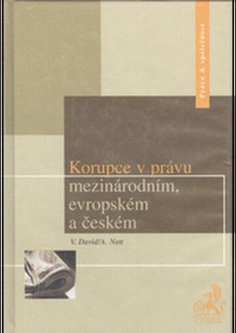 Korupce v právu mezinárodním, evropském a českém
