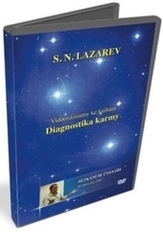 Seminář v Saratově - Setkání - Rusko - DVD (Diagnostika karmy) - Lazarev S.N.