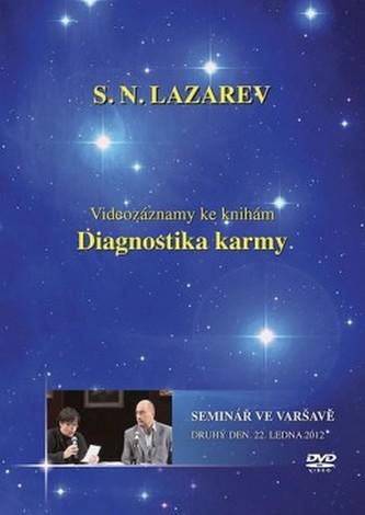Seminář ve Varšavě 22.1.2012 - DVD (Diagnostika karmy)