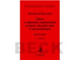 Zákon o zápisech vlastnických a jiných věcných práv k nemovitostem 4.vydanie