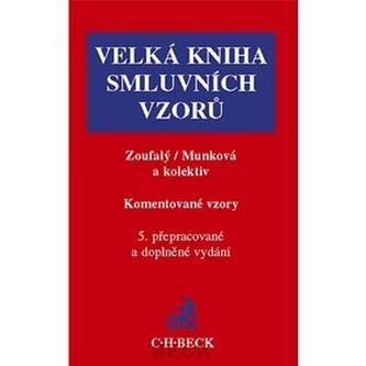 Velká kniha smluvních vzorů, 5. vydání
