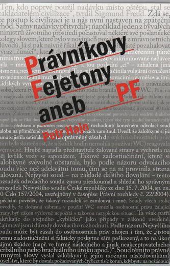 Právníkovy Fejetony aneb PF