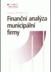Finanční analýza municipální firmy