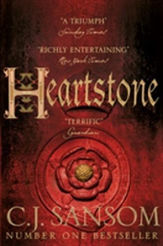 Heartstone - Sansom C.J.