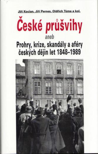 České průšvihy