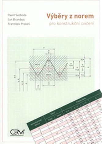 Výběry z norem pro konstrukční cvičení