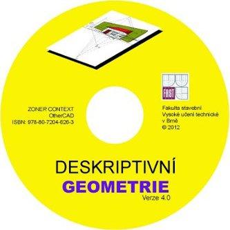 Deskriptivní geometrie - audio CD