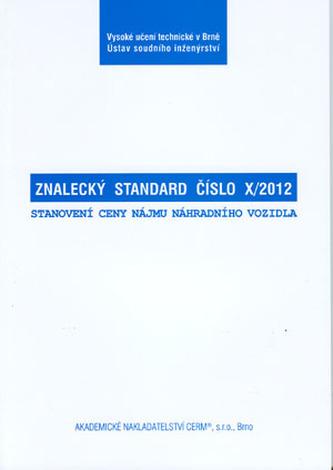 Znalecký standard č. X/2012