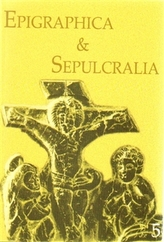 Epigraphica Sepulcralia 5