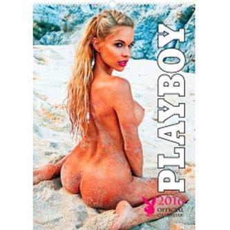 Playboy - nástěnný kalendář 2016