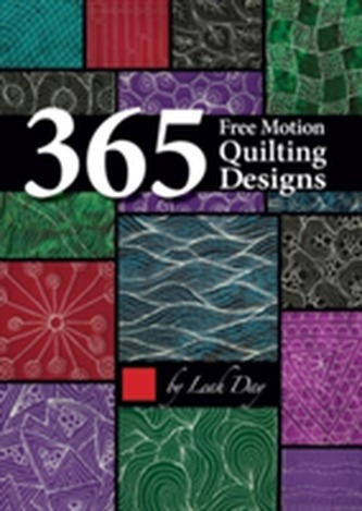 365 Free Motion Quilting Designs Day Leah Megaknihy Cz