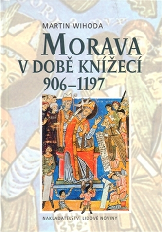 Morava v době knížecí