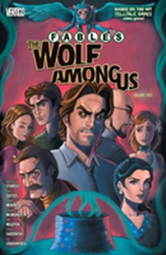 Fables The Wolf Among Us Vol. 2 - Sturges, Matthew