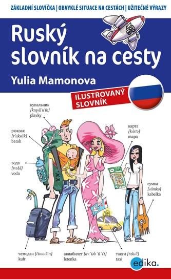 Ruský slovník na cesty - Julija Mamonova