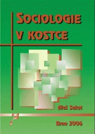 Sociologie v kostce
