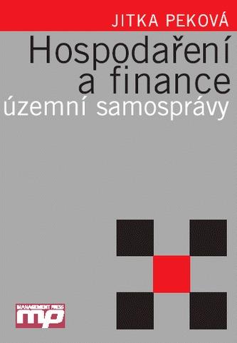 Hospodaření a finance územní samosprávy