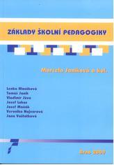 Základy školní pedagogiky