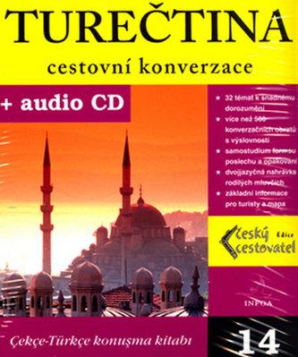 Turečtina cestovní konverzace + CD