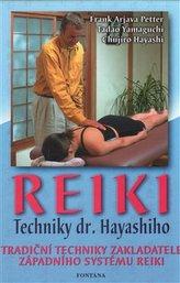 Reiki techniky Dr.Hyashiho