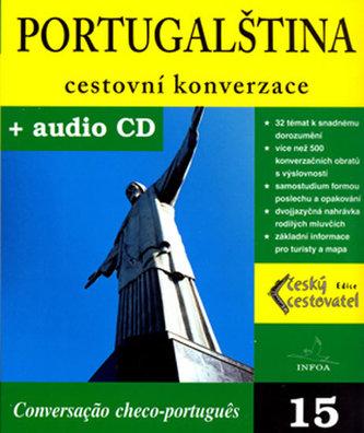 Portugalština cestovní konverzace + CD