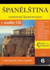 Španělština cest.konverzace + CD